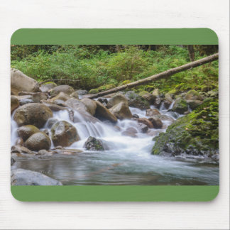 Waterfall Photo Mousepad