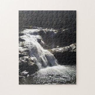 Waterfall Photo Puzzle