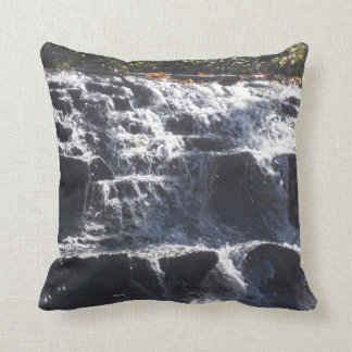 waterfall pillow
