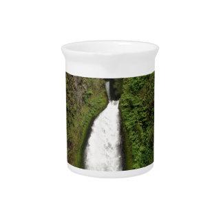 Waterfall Pitcher