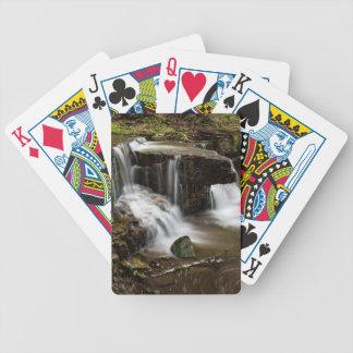 Waterfall Poker Deck