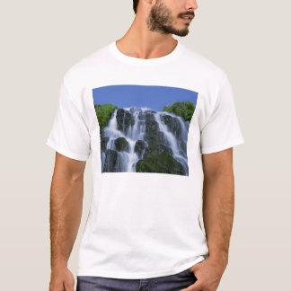 Waterfall, Portree, Isle of Skye, Highlands, T-Shirt