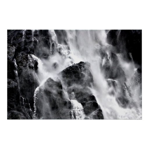 Waterfall Posters