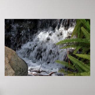 Waterfall Print