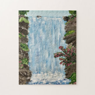 Waterfall Puzzle