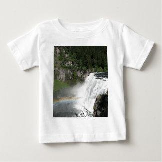 Waterfall Rainbow Baby T-Shirt