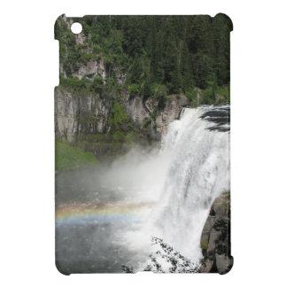 Waterfall Rainbow iPad Mini Cover