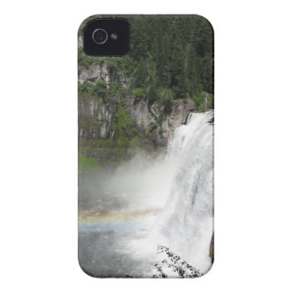Waterfall Rainbow iPhone 4 Cover