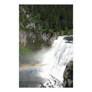 Waterfall Rainbow Stationery