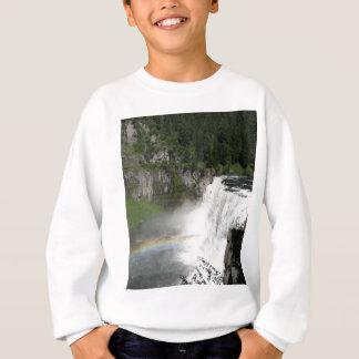 Waterfall Rainbow Sweatshirt
