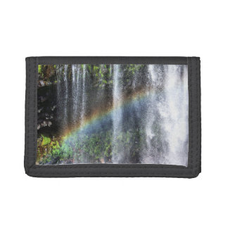 Waterfall Rainbow Wallet