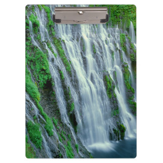 Waterfall scenic, California Clipboards