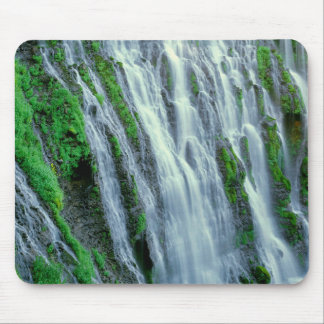 Waterfall scenic, California Mouse Pad
