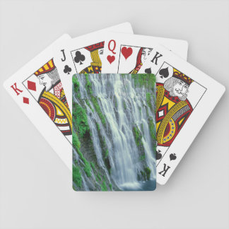 Waterfall scenic, California Playing Cards