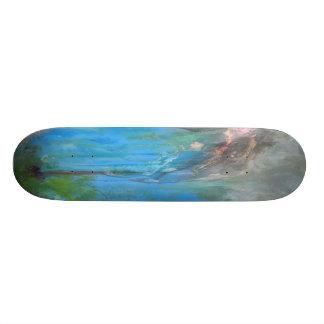 Waterfall Skateboard