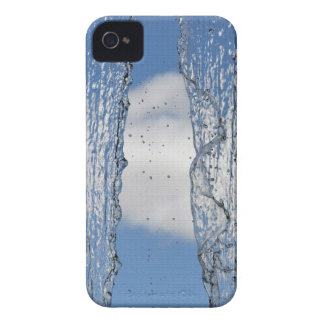 Waterfall Water Conservation Photo iPhone 4 Case