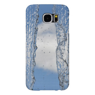 Waterfall Water Conservation Photo Phone Case