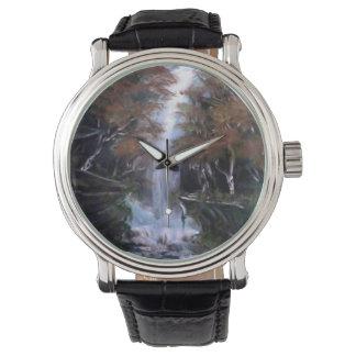 waterfall,waterfalls,flowing waterfall,tranquil wrist watches