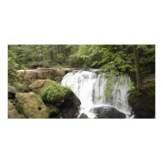 WaterfallA052309 Photo Greeting Card