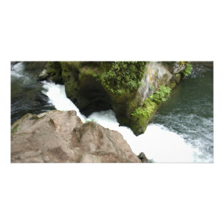 WaterfallC052309 Photo Greeting Card
