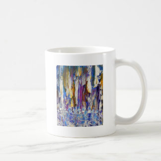 Waterfalls and Ice Cubes Coffee Mug