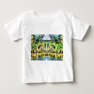 Waterfalls from the cloud baby T-Shirt