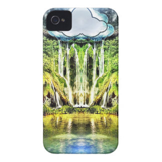 Waterfalls from the cloud Case-Mate iPhone 4 case