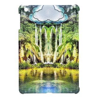Waterfalls from the cloud iPad mini case