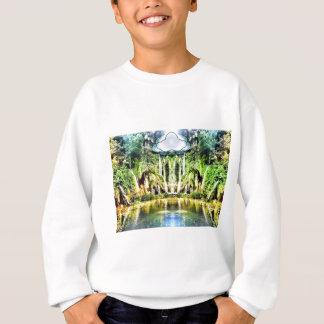 Waterfalls from the cloud sweatshirt