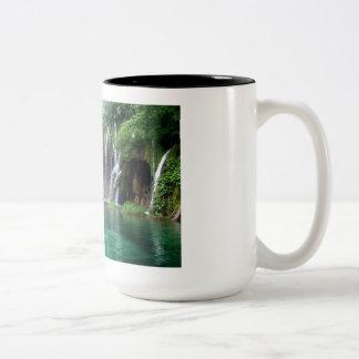 Waterfalls galore mug