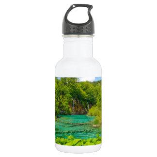 Waterfalls in Plitvice National Park in Croatia 532 Ml Water Bottle