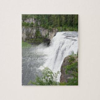 Waterfalls Jigsaw Puzzle