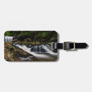 Waterfalls Lip Falls Gold Coast Australia Luggage Tag