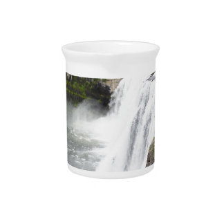 Waterfalls Pitcher