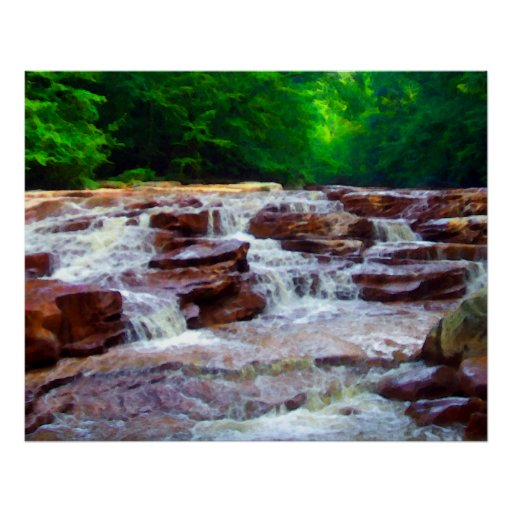 Waterfalls Posters