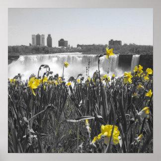 Waterfalls Print