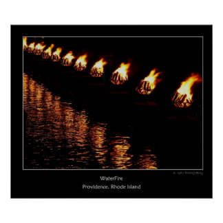 WaterFire Poster