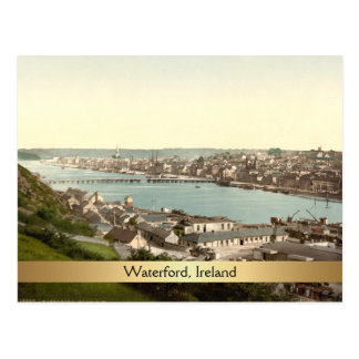 Waterford II, County Waterford, Ireland Postcard