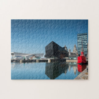 Waterfront Liverpool Puzzles