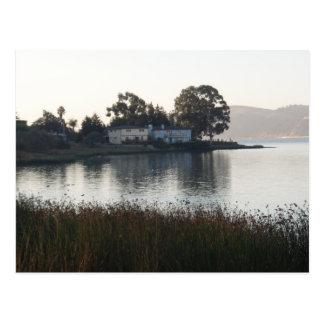 Waterfront living in Benicia, CA Postcard