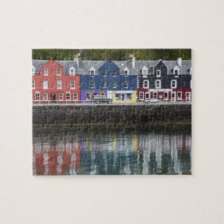 Waterfront, Tobermory, Isle of Mull, Scotland, Jigsaw Puzzle
