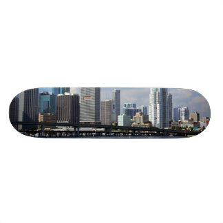 Waterfront view of Miami Skateboard