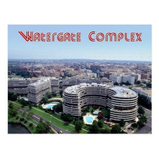 Watergate Hotel and Complex, Washington, D.C. Postcard