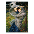 Waterhouse Boreas Greeting Card