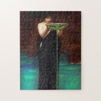 Waterhouse Circe Invidiosa Puzzle