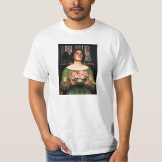 Waterhouse Gather Ye Rosebuds T-shirt