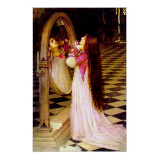 Waterhouse Mariana in the South Poster