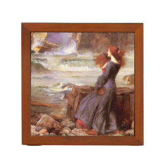 Waterhouse Miranda The Tempest Desk Organizer