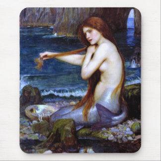 Waterhouse: The Mermaid Mouse Pad