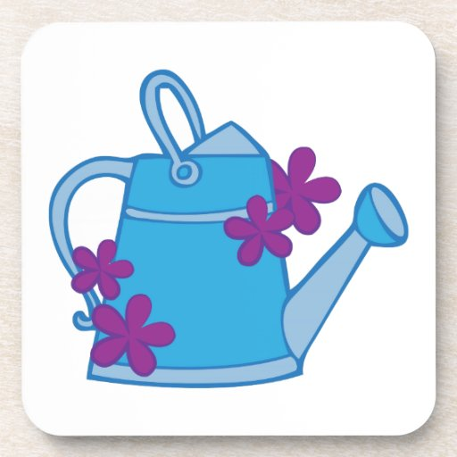 Watering Can Coaster